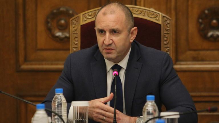 Румен Радев върна с вето фигурата на прокурора, разследващ главния