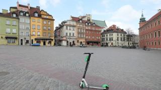 Национална карантина и в Полша