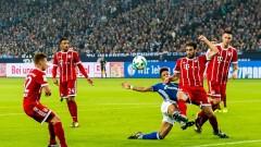 Спрягат пореден играч на Байерн (Мюнхен) за Наполи