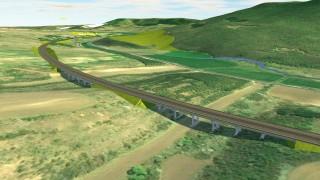 """Започва строителството на още 16 км от АМ """"Хемус"""""""