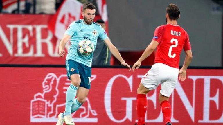 Австрия с минимална победа над Северна Ирландия в дебюта на Георги Кабаков в Лигата на нациите