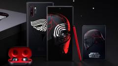 Samsung пуска лимитиран Galaxy Note 10+ Star Wars Edition за Коледа