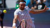 Григор Димитров ще участва на турнир в Австрия от 7 юли