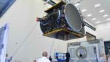 Повреда отложи излитането на BulgariaSat-1