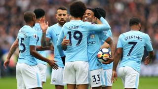Наказателната акция на шампиона продължава, Сити вече със 102 гола във Висшата лига