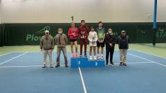 Адрияно Дженев и Елизара Янева триумфираха с титлите на Държавното първенство по тенис