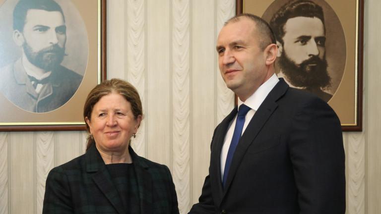 Президентът Румен Радев очаква от новия състав на ЦИК гаранции