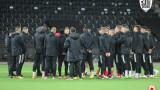 ЦСКА все още не е допуснал гол през първото полувреме в Лига Европа
