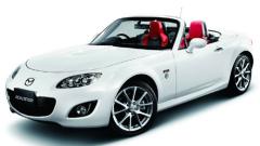 Юбилейно издание на Mazda MX-5 дебютира в Женева