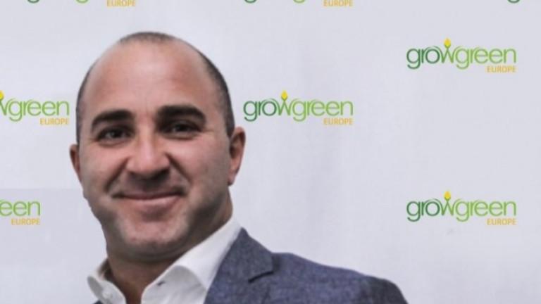 Димитър Благоев: Тенисът е най-популярният спорт в България