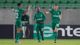 Берое - Лудогорец 0:1, гол на Кешеру в 3-ата минута, греда на Десподов