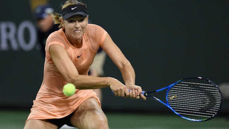 Мария Шарапова победи Кристина Младенович и е на 1/4-финал в Мадрид