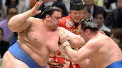 Даниел Иванов постигна трета победа на турнира по сумо в Токио