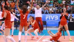Девойките ни на осминафинал на Световното по волейбол