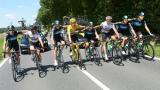 Фрум запази жълтата фланелка, Барде спечели 18-ия етап