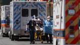 Препълнените морги принудиха Ню Йорк да започне временно погребване на починалите от коронавирус