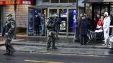 Разпознаха нападателя на полицейско управление в Париж