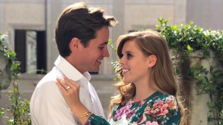 Колко струва годежният пръстен на принцеса Беатрис