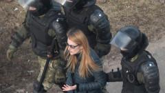 Над 230 души са задържани на протестите в Беларус