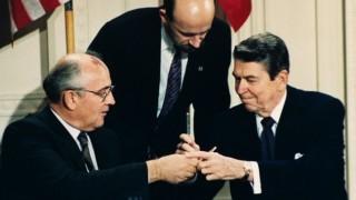 Горбачов недоумява от липсата на ум с оттеглянето на Тръмп от ядрения договор