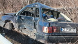Катастрофа с ТИР уби две жени и рани дете във Варненско