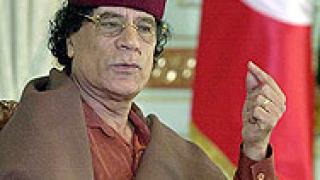 Френски медии: Кадафи е големият победител в случая с българките