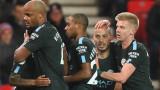 Венсан Компани: Да станем шампиони срещу Манчестър Юнайтед е възможност, която се открива веднъж в живота