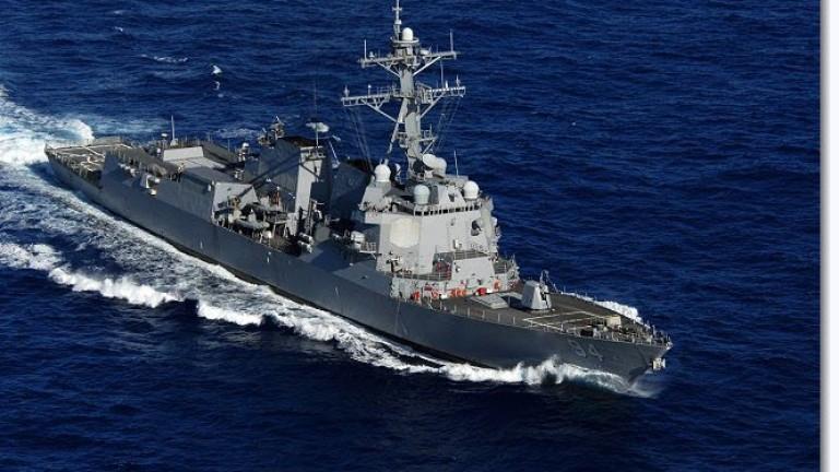 """В Русия отчетоха пристигането на американския разрушител """"Рузвелт"""" във Варна"""