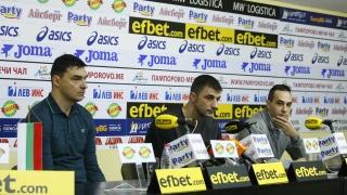 Владо Николов: Ще сме като опълченци срещу турския Фенербахче