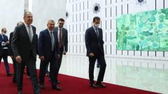 Асад желае силно Сирия да е още по-обвързана икономически с Русия