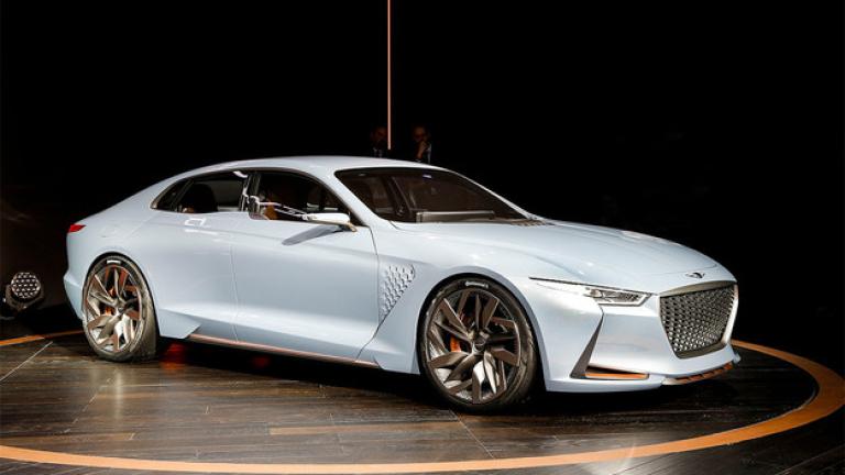 Корейските автомобилни производители спечелиха първите три места в годишното изследване