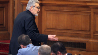 Стефан Данаилов не се отказва от сцената след инцидента