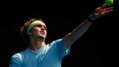 Психиката предаде Зверев и руснакът се сбогува с Australian Open