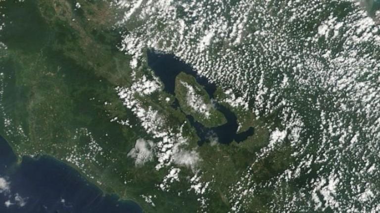 Праисторическото изригване на супервулкана Тоба, което учените смятат за най-мощното