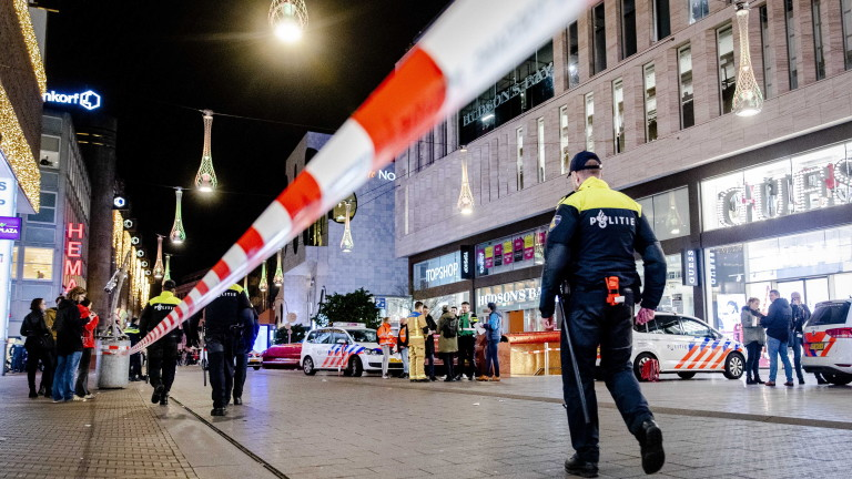 Холандската полиция задържа мъж по подозрение за нападение над тийнейджъри