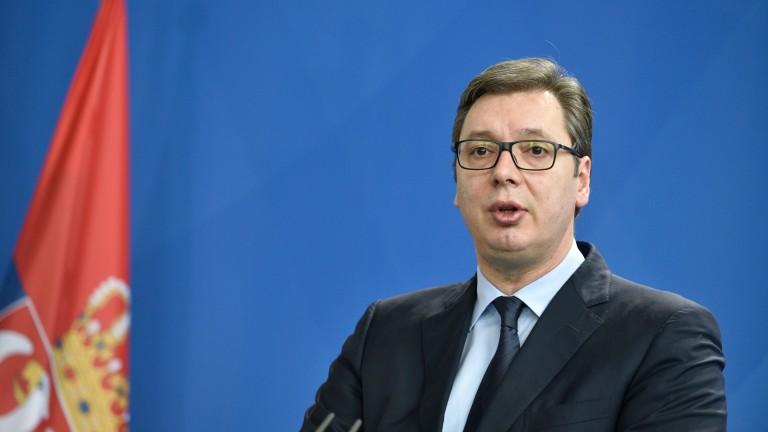 Живеем в свят с двойни стандарти, обяви сръбският президент
