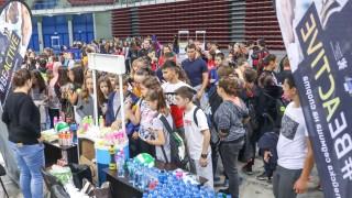 Европейската седмица на спорта #BeActive достигна до близо 10 000 души