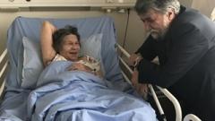Изписаха от болницата Стоянка Мутафова