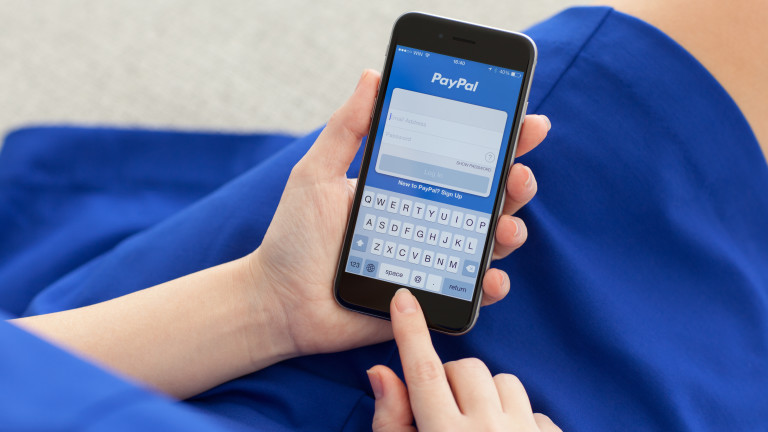 Лидерът в сферата на разплащанията PayPal ще бъде първата чуждестранна