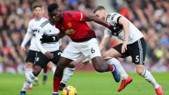 Манчестър Юнайтед победи Фулъм с 3:0 като гост