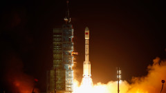 Китай изпрати в космоса първия 6G сателит