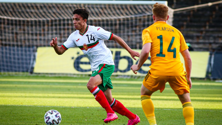 Филип Кръстев отново не игра за нидерландския Камбуур