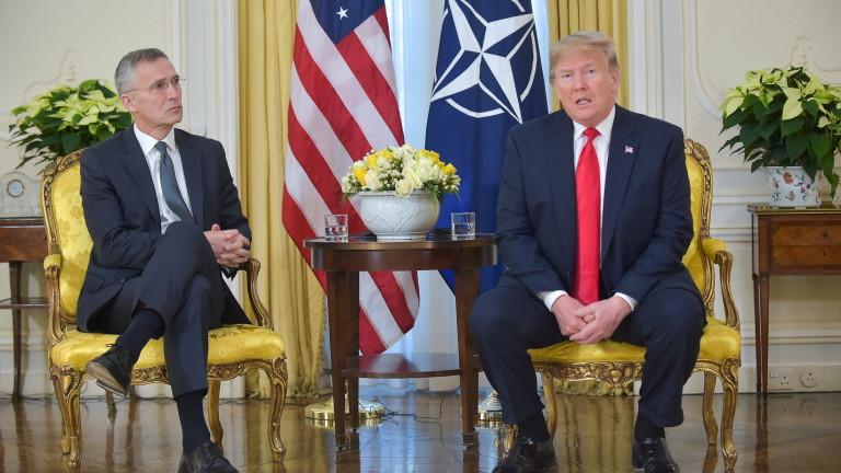 Франция се отцепва от НАТО след оскърбителния коментар на Макрон, вижда Доналд Тръмп