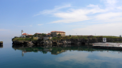 Остров Света Анастасия готов да посреща туристи