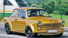 Тунинг фирма стегна Trabant 601 TT