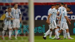 """Аржентина отново поведе колоната в група """"А"""""""