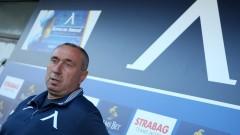 Станимир Стоилов: При нас няма ситуация с Абел Анисе
