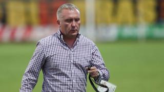 Николай Киров остана разочарован от представянето на Ботев