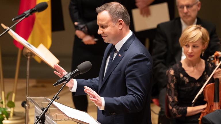 Полша отново призова Германия да изплати репарации за ВСВ