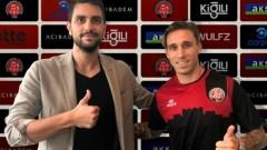 Лукас Билия подписа с турски новак